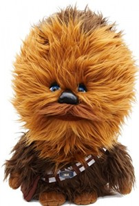 "Underground Toys Star Wars 15"" Talking Plush - Chewbacca_large_image_attachment"