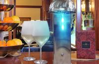 CO2 Glass Chiller