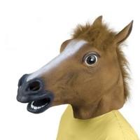 Horse Head Mask 2