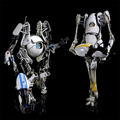 Portal 2 Designer Figures