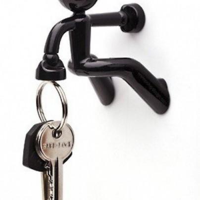 Magnetic Key Holder Hook