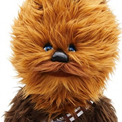 Star Wars Plush Talking Chewbacca