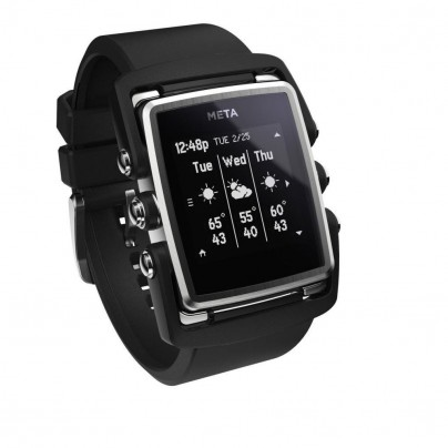 Meta M1 The Art of The Glance Luxury Smart Watch
