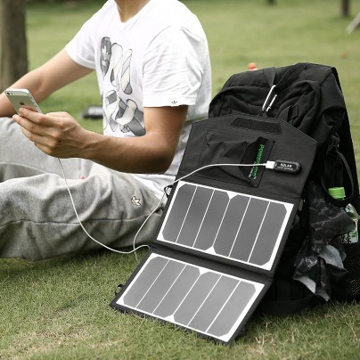 Foldable Solar Panel Portable Solar Charger