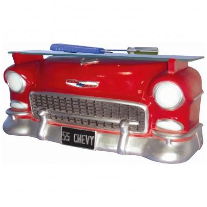 1955 Chevy Bel Air 3-D Wall Shelf