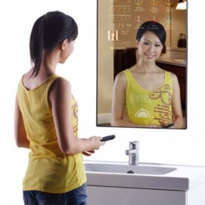 A Smart Mirror