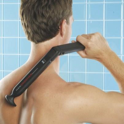 Men's Electric Back Hair Shaver