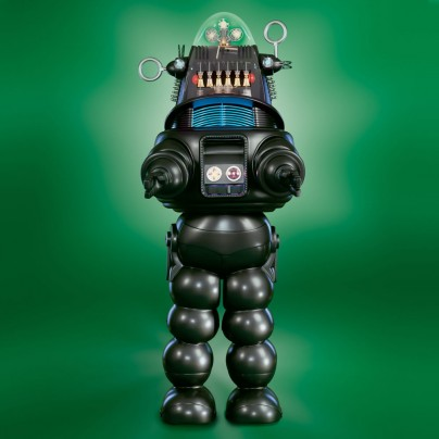 A Genuine Robby The Robot