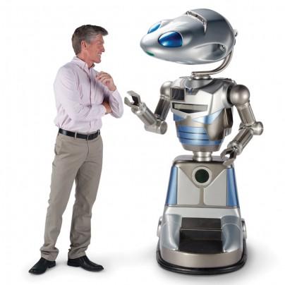 Celebrity Robotic Avatar